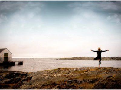 Yoga og Padling på Veiholmen 21.-23. september 2018